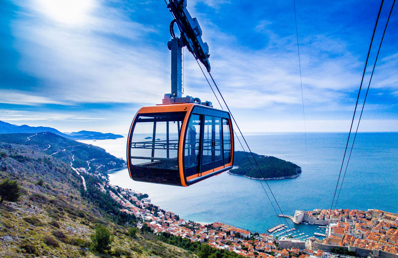 Full technical specifications | Dubrovnik Cable Car